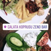 Photo taken at Galata Zeno Bar by Tuba Ş. on 5/21/2017