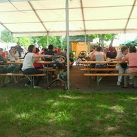 Photo taken at Jarun Piknik Festival by Ana S. on 5/1/2013