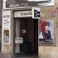 Photo taken at Salon Abigail Style by Salon Abigail Style on 10/3/2012