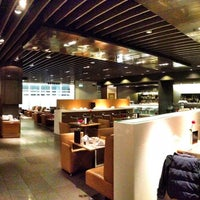 Photo taken at Lufthansa First Class Lounge by Curt Simon H. on 2/19/2013