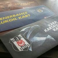 Photo taken at Öz Altun petrol ltd.şti. Petrol Ofisi by Alper A. on 10/30/2015