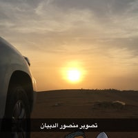 Photo taken at Almusaadia farm by منصور ا. on 1/7/2017