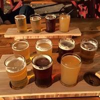 Photo taken at Ground Breaker Brewing by Ben B. on 10/21/2013