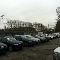 Photo taken at Удаленный Склад Audi by Полина Б. on 10/28/2012