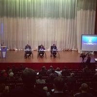 Photo taken at Поморская Государственная Филармония by Ксения К. on 11/11/2014