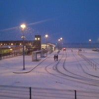 Photo taken at Dunboyne Train Station by Paddy O. on 1/21/2013