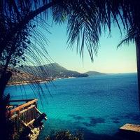 Photo taken at Kempinski Hotel Barbaros Bay by Mustafa S. on 10/11/2013