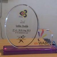 Photo taken at Prima Award by somkid c. on 8/16/2013