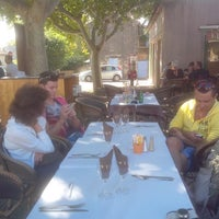 Photo taken at Bistrot des Canises by Dmitry Y. on 9/30/2013