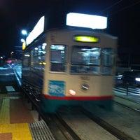 Photo taken at Yasunoya Station by 真弓 伊. on 1/15/2013