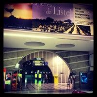 Photo prise au Aéroport de Montpellier Méditerranée (MPL) par Cédric L. le11/25/2012
