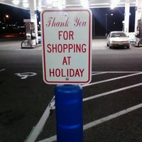 Photo taken at Holiday Gas Station by Ann S. on 11/5/2012