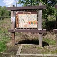 Photo taken at Gateway Trail by Ann S. on 5/31/2013