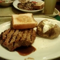 Photo taken at Best Steak House by Ann S. on 12/16/2012