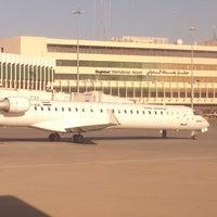 Photo taken at Baghdad International Airport (BGW) by Владимир П. on 6/13/2013
