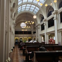 Photo taken at Central Library by Alice M. on 7/31/2013