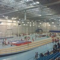 Foto tomada en Centro De Tecnificación De Atletismo Antequera 6° Centenario por Francisco G. el 12/5/2015