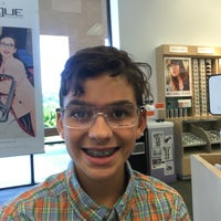 Photo taken at LensCrafters by Michele M. on 8/9/2016