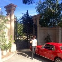 Foto scattata a Villa del Sol d'Oro da Michele M. il 11/16/2014