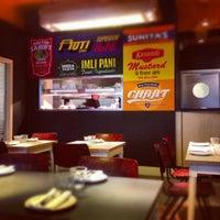 Photo taken at Roti Chai by Jacob M. on 10/22/2012