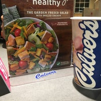 Photo taken at Culver's by Suganya U. on 2/5/2017