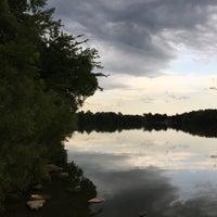 Photo taken at Silver Lake Beach by Suganya U. on 8/21/2017
