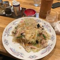 Photo taken at 中華料理 八起 by さえき ア. on 7/21/2018
