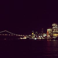 Photo taken at The Hornblower by Virginia L. on 11/2/2012