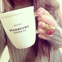 Photo taken at Starbucks by Dulce M. on 2/12/2013