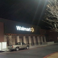 Photo taken at Walmart Supercenter by Adrienne G. on 3/7/2013