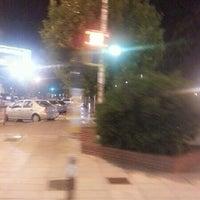Photo taken at Plaza San Justo by Oscar M. on 2/22/2013