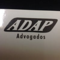 Photo taken at Adap Advogados by Gle S. on 9/26/2013
