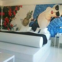 Photo taken at Radisson Blu Hotel by Ibrahim D. on 12/15/2012