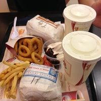 Photo taken at Burger King by Shin💞💎 C. on 12/16/2012