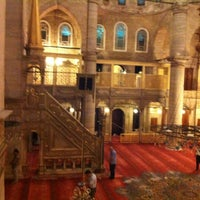 Photo taken at Eyüp Sultan Mosque by ZeRa on 7/10/2013