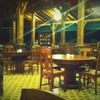 Photo taken at d'Jadul Restaurant & Bar by Yves R. on 11/3/2012