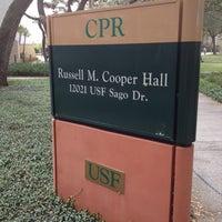 Foto diambil di Russell M. Cooper Hall (CPR) oleh Кэт Б. pada 11/5/2012