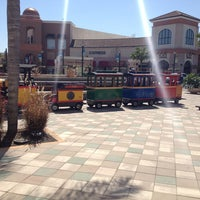 Photo taken at The Shops at Wiregrass by Кэт Б. on 3/15/2013