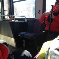Photo taken at On A Bus To Buttermilk by Кэт Б. on 12/20/2012