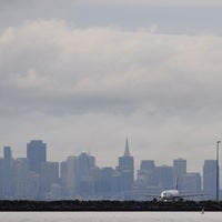 Photo taken at Oakland International Airport (OAK) by Oakland International Airport (OAK) on 1/10/2014