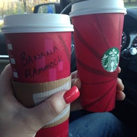 Photo taken at Starbucks by Danielle H. on 11/2/2014