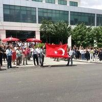 Photo taken at Ümraniye by Selma on 6/4/2013