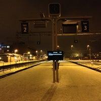 Photo taken at Ski stasjon by Asia on 2/19/2013