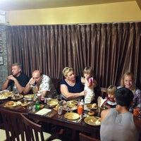 Photo taken at Restaurant Georgia by Leva N. on 9/29/2013