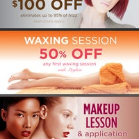 Photo taken at Luxe Salon & Spa by Luxe Salon & Spa on 10/31/2014