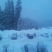 Photo taken at Хотел Екстрийм Пампорово by Georgi R. on 1/26/2013
