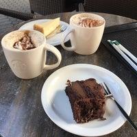 Photo taken at Starbucks by Aysun D. on 3/28/2017