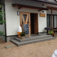 Photo taken at プチカフェ さくら木 by Y M. on 6/22/2013