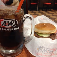 Photo taken at A&W Restaurant by Jackie F. on 10/29/2015