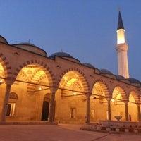 11/26/2012 tarihinde Hülyaziyaretçi tarafından Üç Şerefeli Camii'de çekilen fotoğraf